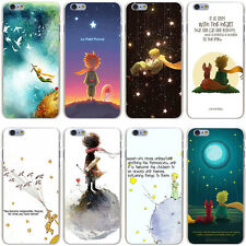 The Little Prince Cartoon Movie Hard Case Cover Phone For iPhone Samsung Huawie