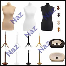 Male Tailors Dummy Dressmakers Fashion Students Mannequin Display Bust