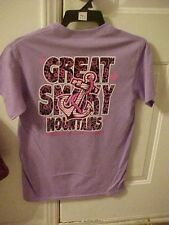 GREAT SMOKY MOUNTAIN ANCHOR ~ ANCHOR T-SHIRT ~ SIZE SELECT