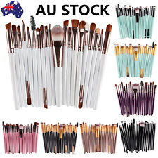 AU 20PCS Makeup Cosmetic Complete Eye Set Eye Shadow Brushes Set Cosmetic Tool