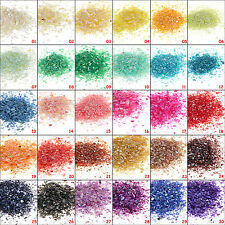 100g Crushed Shell for Nail Art Acrylic False Tips Salon Craft Makeup Decoration