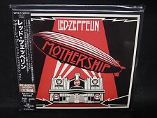 LED ZEPPELIN Mothership - Led Zeppelin Best - 2014-2015 Remaster JAPAN 2CD