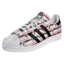 Adidas Originals Superstar Nigo Bearfoot Mens Trainers White | Express Trainers