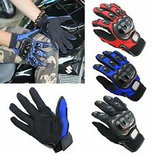 Pro-biker Motorcycle MTB Bike Cycling Motocross Full Finger Touchscreen Gloves
