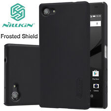 100% Nillkin Matte Shield Hard Case Cover+Screen Protector For Sony Xperia Phone