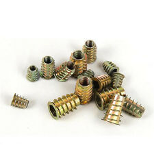 M6 M8 M10 Steel Internal and External Thread Nuts Trapezoidal Nut Color Zinc
