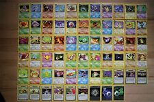 Team Rocket Non-Holo 1st or Unlimited Edition Pokemon Cards