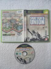31148 Shattered Union - Microsoft Xbox (2005)