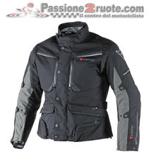 Dainese Sandstorm black Gore-tex moto jacket waterproof and breathable