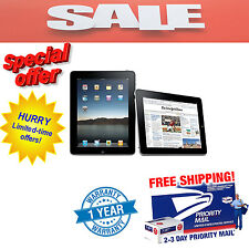 Apple iPad 2nd Generation 64GB Black WiFi+3G with 1-Year Warranty (GradeA)