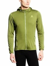 Salomon Men's Discovery Hooded Midlayer Jacket - Choose SZ/Color