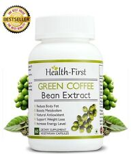 Pure Green coffee bean Max Extract by Health first - Natural Supplement, 800 mg