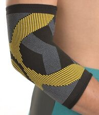 Solace Care Elastic Compression Elbow Support Injury Brace Sleeve Golfer Tennis