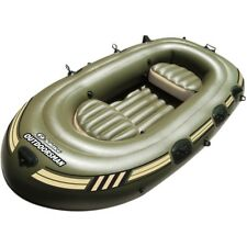 Solstice Outdoorsman Inflatable Fishing Boat