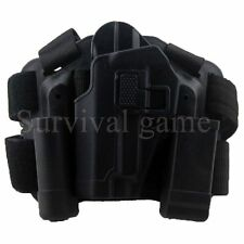 Tactical Left Leg Thigh Holster w/ Magazine Torch Pouch for SIG SAUER P226 P229