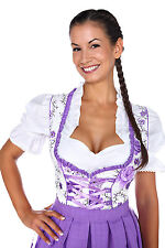 1150 - 3 pc Dirndl Dress Trachten Oktoberfest 4,6,8,10,12,14,16,18,20,22