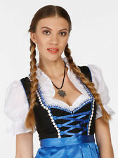 1255 - 3 pc Dirndl Dress Trachten Oktoberfest 4,6,8,10,12,14,16,18,20,22