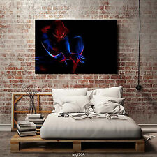 Oil Painting HD Print On Canvas Modern Decor Wall Art animal Amazing Spider-Man