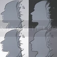 Andy Warhol-The Shadow, Canvas/Paper Print, Pop Art