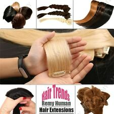 Frist choise THICK 100% real remy human hair extensions 8pcs full head set LD324