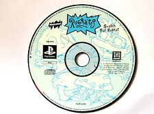 46016 Rugrats Search For Reptar - Sony Playstation 1 (1999) SLES 01538