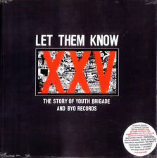 Let Them Know: The Story Of Youth Brigade... Various-Punk & New Wave book USA