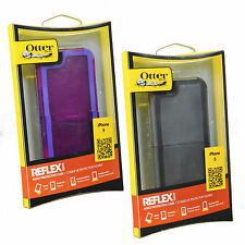 Genuine Original OtterBox Reflex Series Snap On Case Cover For iPhone 5 5S SE