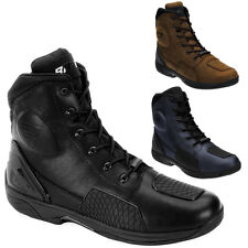Bates PowerSports Adrenaline Mens Street Riding Performance Motorcycle Boots