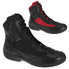 Bates PowerSports Beltline Mens Street Riding Performance Motorcycle Boots