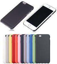 Frosted PC Ultra-Thin Hard Shell Back Cover Case For Apple iPhone 6,6s Plus 5.5""