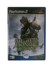 PLAYSTATION 2 (PS2) GAME ~ MEDAL OF HONOR FRONTLINE