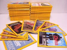 National Geographic Magazine U-Pick Issue Lot 2000,2001,2002,2003,2004,2005,2009