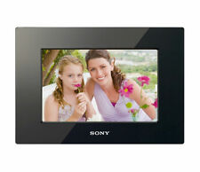 "New Sony DPF-D710 7"" Digital Picture Frame LED"