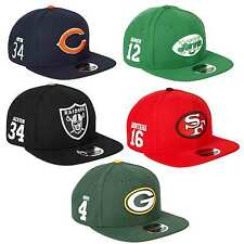New Era NFL American Football Players Collectors Limited Edition 9FIFTY Snapback