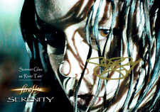 Serenity - FireFly - 017a - Summer Glau Cast Signed x1 REPRINT