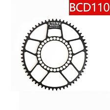 Bicycle Oval Chainring 110BCD Narrow Wide 1x System Single Chain Ring 5 Bolts