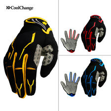 Motorcycle Mountain Cycling Bicycle Bike Full Finger  Gloves Touchscreen Glove
