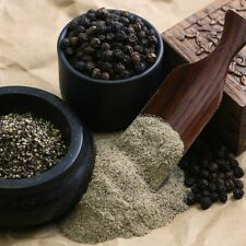 100% Organic whole Black Pepper - Spices from Sri Lanka - Free Shepping