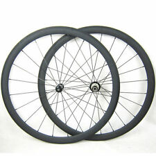 1390G 38mm Clincher Carbon Wheels Carbon Road Racing Straight Pull Wheelset