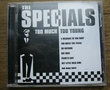 THE SPECIALS - Too Much Too Young (The Gold Collection 1996) - Excellent used CD