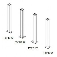 Bolted Steel Fence Posts 65 x 65 shs 1.8m
