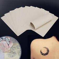 Tattoo Practice Skin Sheet Blank Plain for Tattoo Needle Machine Supply Kit DYL2
