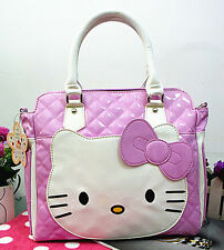Hellokitty Handbag Purse Shoulder Tote Shopping Bag LM14558