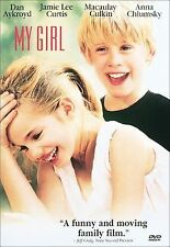 My Girl (DVD, 1998, Subtitled in French, Spanish, and English) Pre-owned Used