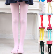 Baby Kid Girl Ballet Dance Stocking Footed Socks Tights Hosiery Leg Pantyhose