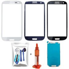 Repair Tools Kit For Samsung Galaxy S3 i9300 Front Screen Glass Lens Replacement