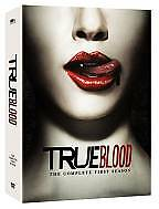 True Blood - The Complete First Season (DVD, 2009, 5-Disc Set)