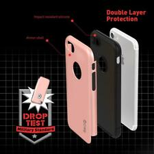 Heavy Duty Cover for Apple iPhone 7 - Shockproof Hybrid Case