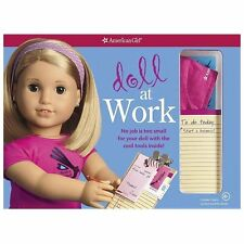Doll At Work American Girl Book