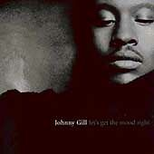 Let's Get the Mood Right by Johnny Gill (CD, Oct-1996, Motown) Free Ship NEW